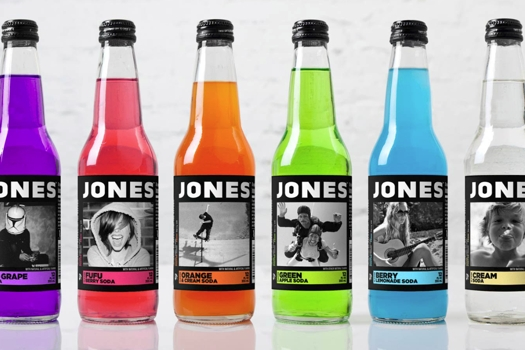 Case Study - Massive social engagement and sales increase with Jones Soda
